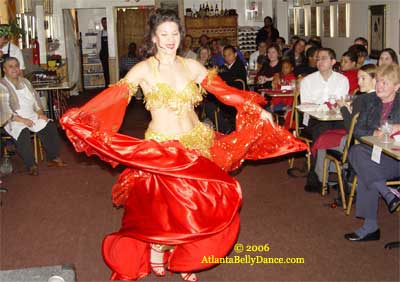 Overview of Belly Dance: Moorish - Moroccan - Spanish Style Belly Dance