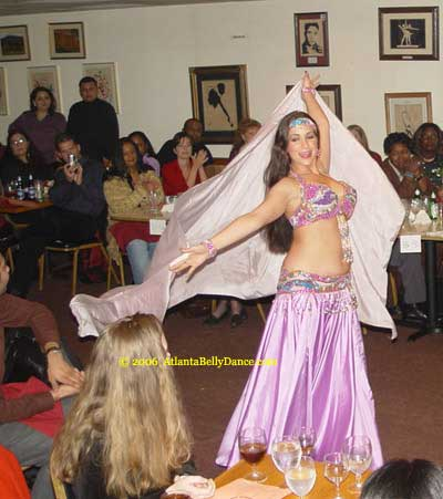 Overview of Belly Dance: Egyptian Folkloric style belly dancing