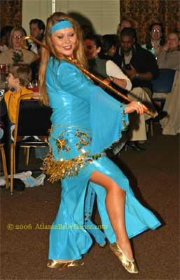 عکس رقص عربی